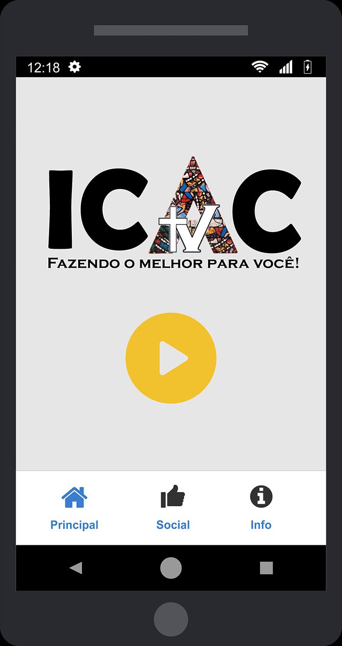 ICAC TV - APP